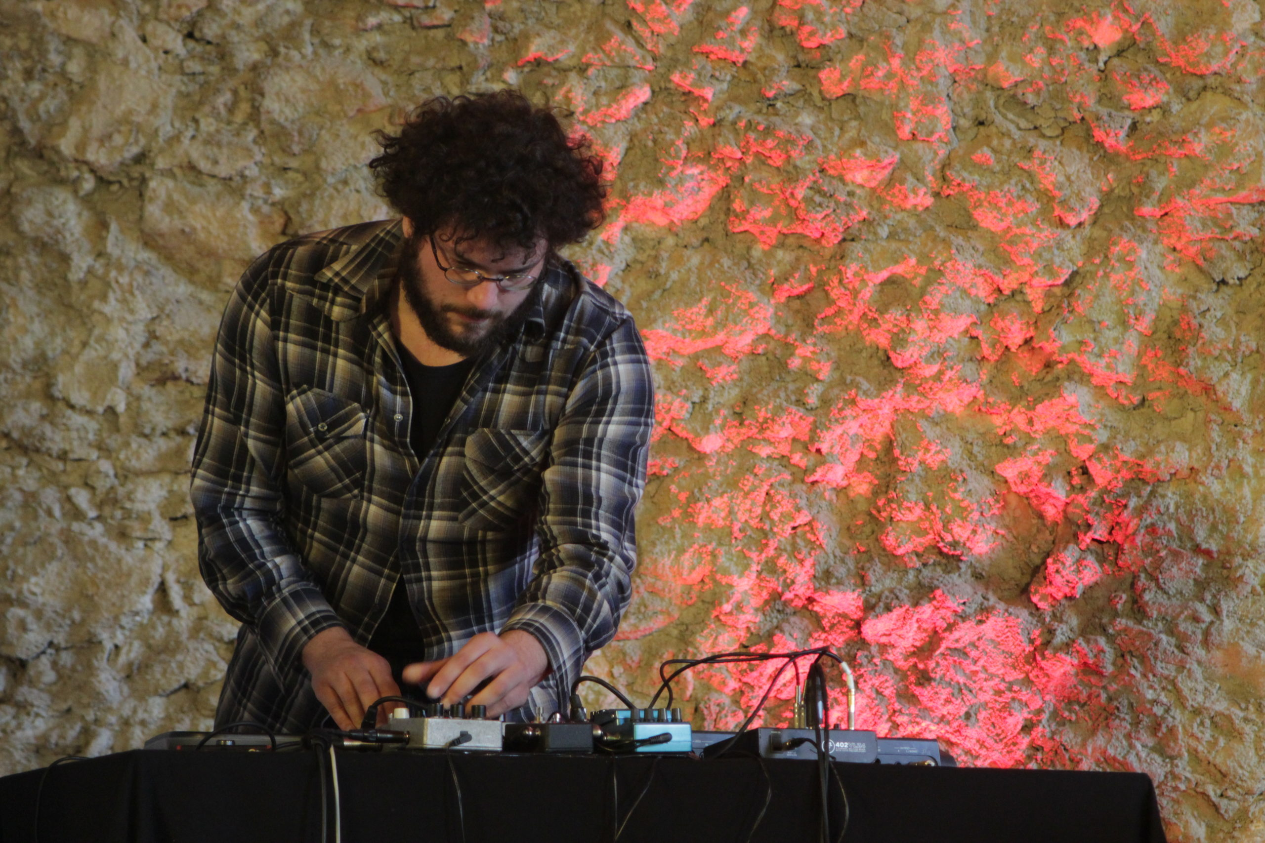 ABACAXI Live at Abbaye de Sorde 2019