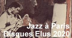 Disque Elus 2020 - Jazz à PAris